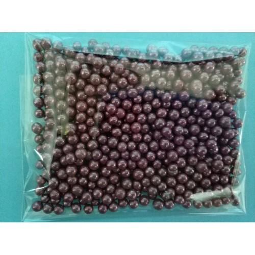 Сахарные шарики серебристо-розовые, Ø 5 мм, 50 г