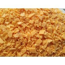 Шоколадные осколки (карибэ) оранжевые, 200 г