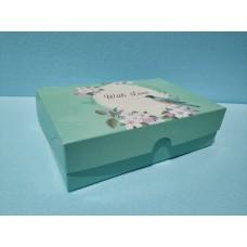 """Коробка для эклеров, зефира """"With Love"""", 225*150*60"""