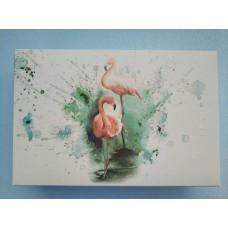 """Коробка подарочная """"Фламинго"""", 225*150*60"""