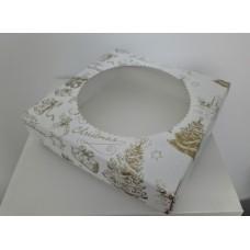 "Коробка для пряников ""Merry Christmas"", 150*150*35"