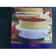 Крутящиеся подставка под торт диаметром 27