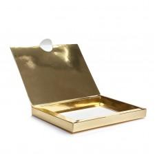 "Коробка для конфет, шоколада ""Золото"", 145*110*15"