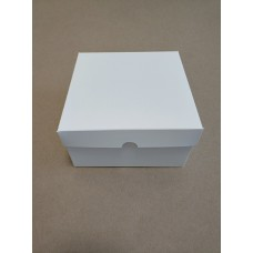 Коробка для пирожных, капкейков, 160*160*90