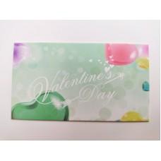 "Бирка ""Valentine's Day"", №8, 50*90, 20 шт."