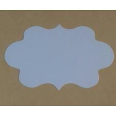 Подложка Облако, под кондитерские изделия, 200*300