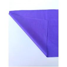 Бумага тишью фиолетовая, 50*75, 10 шт.