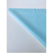 Бумага тишью голубая, 50*75, 10 шт.
