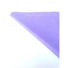 Бумага тишью лиловая, 50*75, 10 шт.