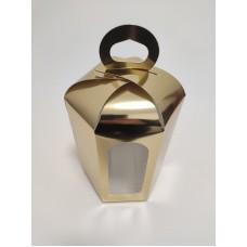 Золотая коробка для пасхи, 170*240