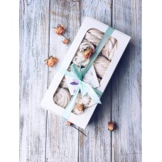 Картонная упаковка для макарон на 12 шт