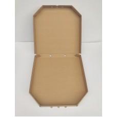 Коробка для пиццы бура-бурая, 300*300*35