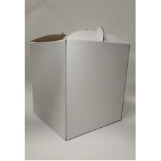 Коробка для торта Lovepak из микрогофры, 280*280*300