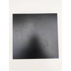 Подложка ХДВ квадратная черная, 300*300
