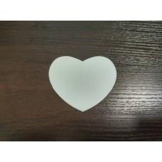 """Подложка """"Сердце"""", 65*55 мм, 10 шт."""