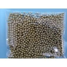 Сахарные шарики золотые, Ø 3 мм, 50 г