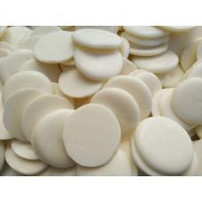 Глазурь кондитерская белые диски, 200 г