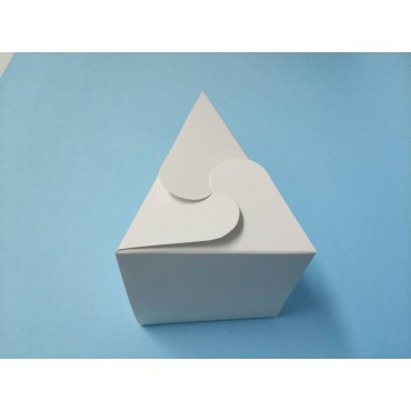 Коробка для кусочка торта, 150*100*100