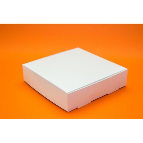 Коробка для макарон на 24 шт без окошка
