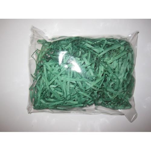 Наполнитель для коробок 26 гр. Зеленый темный