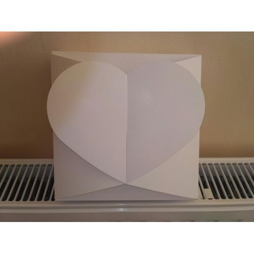 Коробка для пряника,конфет. Размер 200*200*50.
