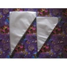 Кондитерские мешки для крема,одноразовые 25 см