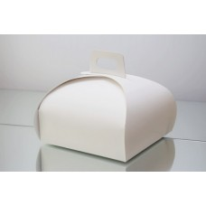 Коробка-бонбоньерка для пирожных,кексов,пирогов.Размером 280*280*120
