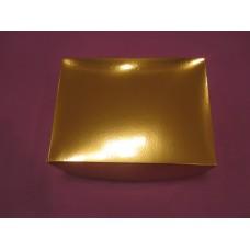 Золотая коробка для 6 капкейков